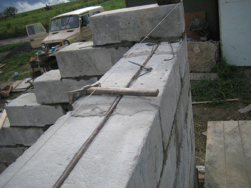 Применение тяжелых бетонов