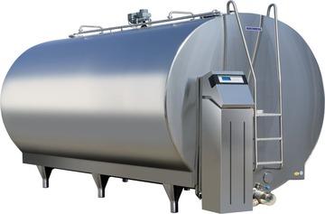В Татарстане планируют запустить программы поставки танков-охладителей молока
