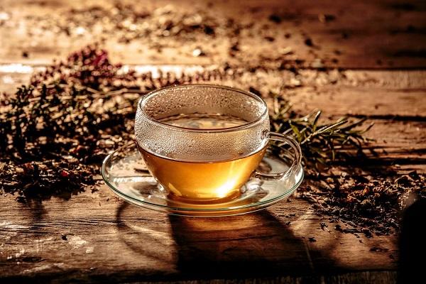 Тровяной чай после бани