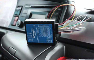 GPS ГЛОНАСС трекеры для контроля и мониторинга транспорта