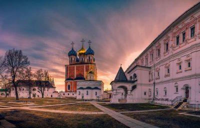 Рязань Кремль