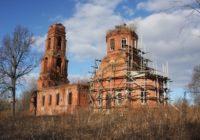 Церковь Покрова Пресвятой Богородицы, Дерново