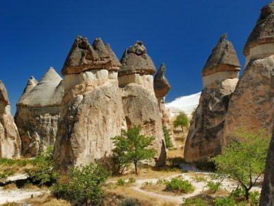 Космические пейзажи Турции