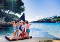 Праздники с детьми у моря