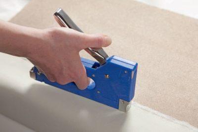Строительный степлер механический