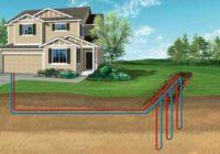 Система геотермальной вентиляции