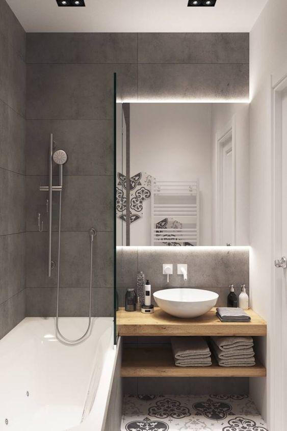 Ванная модерн и особенности обустройства