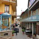 Теплый город Тбилиси