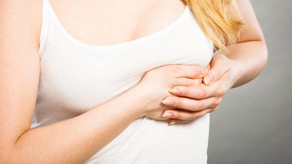 причины рак груди